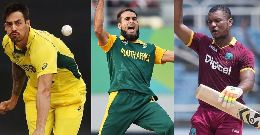 International stars continue signing up to take part in the Player Draft for season three of the Pakistan Super League