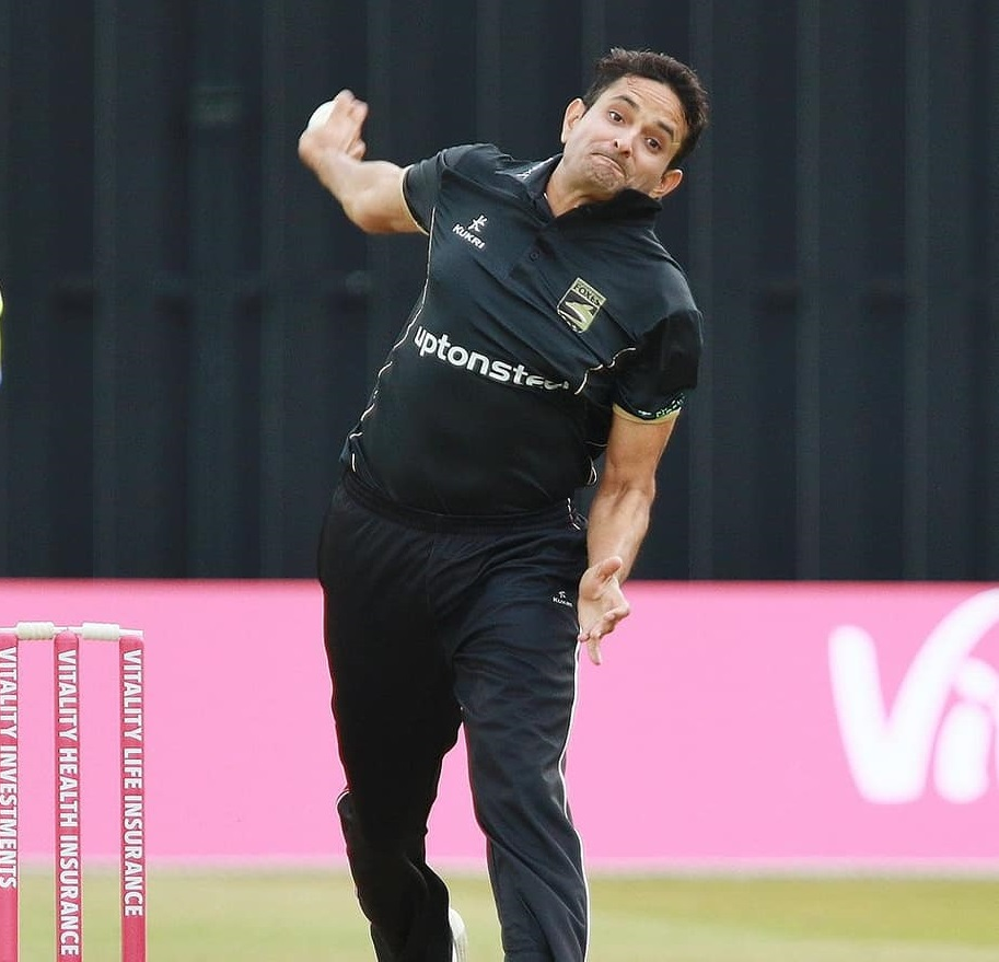 Mohammad Abbas picks up 3/32 in Leicestershire win over Nottinghamshire in Vitality Blast
