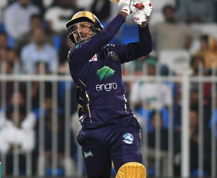 Quetta Gladiators defeat Lahore Qalandars by 3 wickets in 12th match of PSL 4