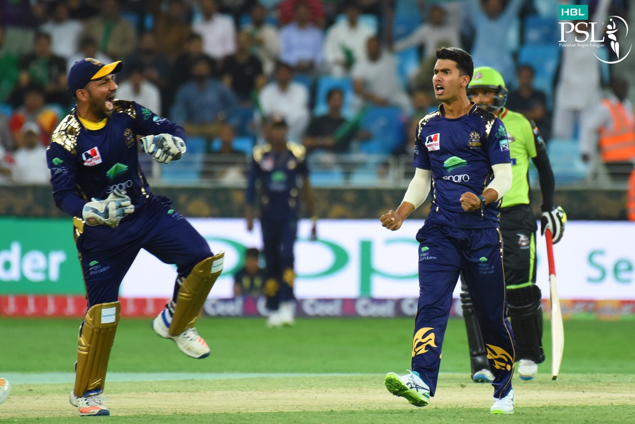 Quetta Gladiators destroy Lahore Qalandars by nine wickets in dominant performance in PSL 2018