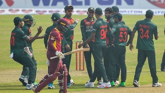 Bangladesh vs West Indies 2