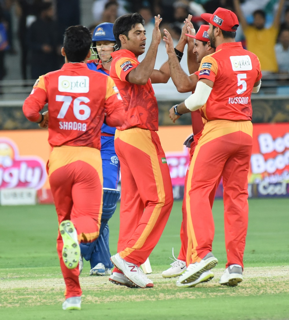 PSL 2018: Islamabad United bulldoze their way to final; Lahore Qalandars flicker before burning out