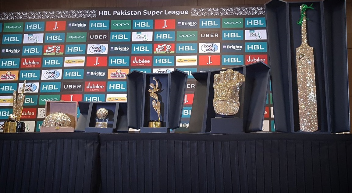 Glittering list of awards announced for third edition of PSL