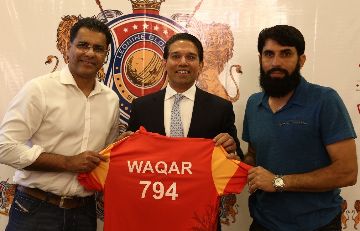 Waqar Younis appointed as bowling coach and Director Cricket for Islamabad United
