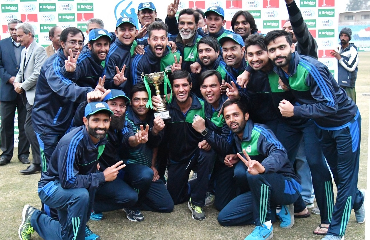 Karachi Whites defeat Islamabad by 5 wickets to win the Regional One-Day Cup final