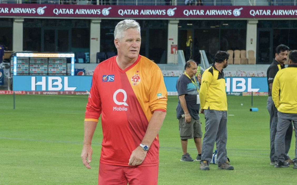 Dean Jones suggests that 2 out of the top 4 batsmen in each PSL team should be Pakistani