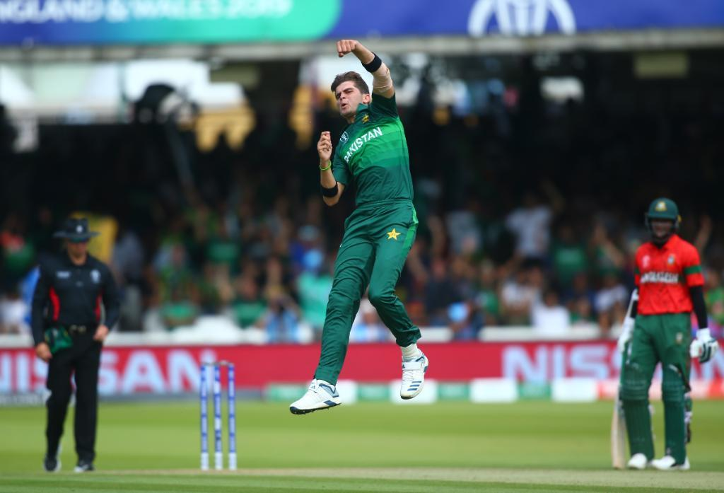 Shaheen Shah Afridi reaches a career-best 600 points and 23rd place in ICC ODI Bowlers' rankings