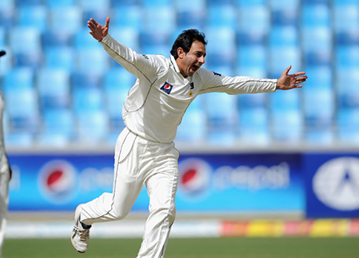 Remedial work on Saeed Ajmal extended by two weeks