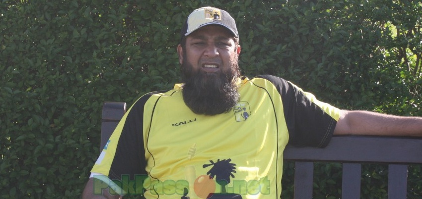 Inzamam-ul-Haq hopeful of Pakistan's chances in ICC World Cup 2015