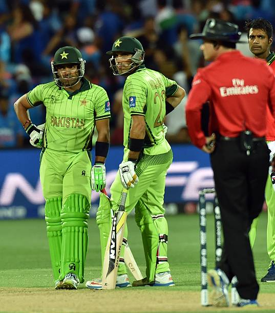 ICC's ACU confirm that they have initiated an investigation against Umar Akmal